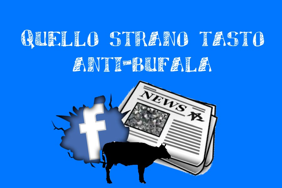 Fake news e Facebook: un nuovo tasto