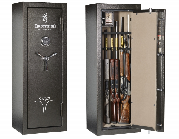 Coffre Pour Armes BROWNING DEFENDER 12 159 Kg 12 Armes