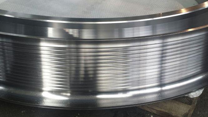 Anello Turbina ST.4 Particolare