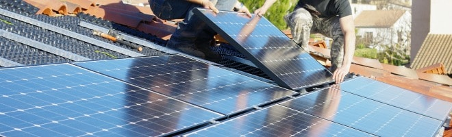 panneau photovoltaique aide de l'état