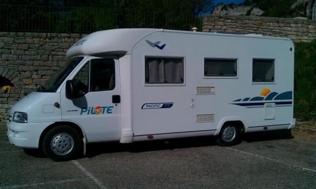 panneaux solaire camping car