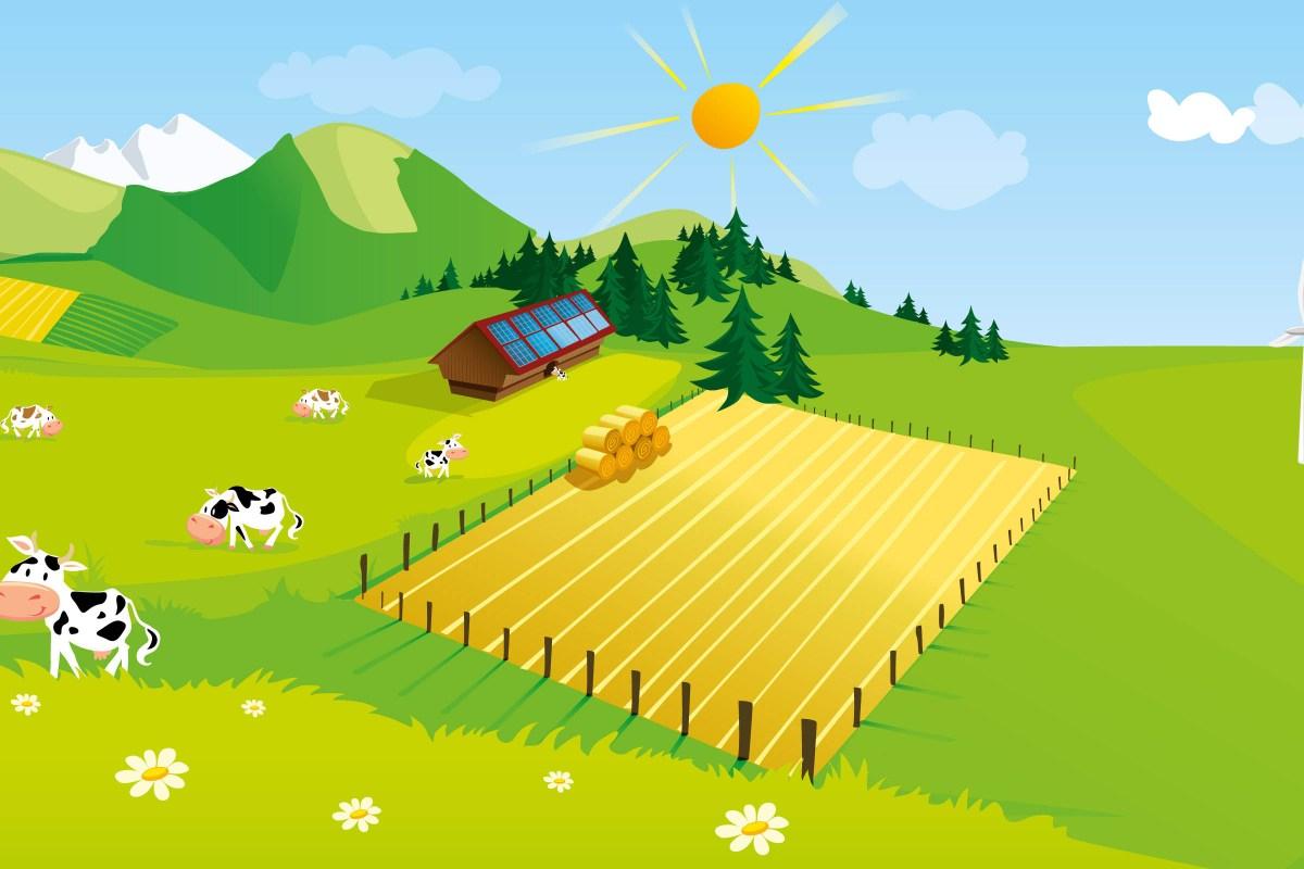 energie solaire exposé