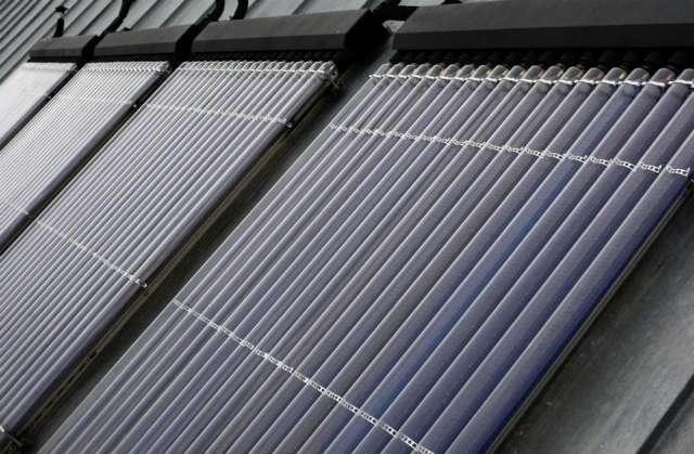 energie solaire thermique
