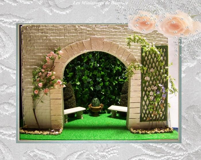 accessoires de jardin anciens