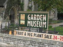 outils de jardins anglais