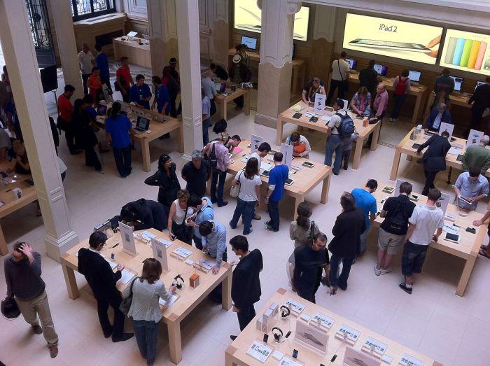 boutique apple en ligne