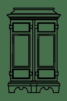 bureau armoire
