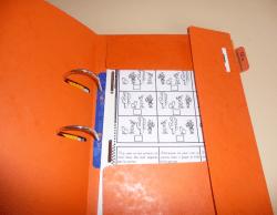 pochettes cartonnées