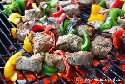 barbecu fixe