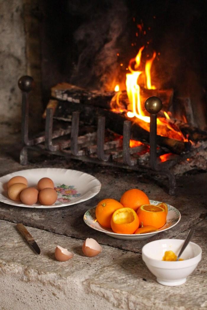 barbecue bois en fonte