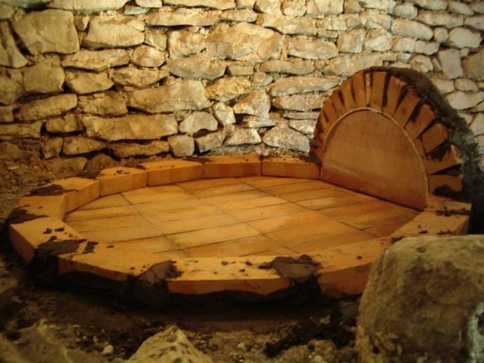 barbecue en pierre fait maison