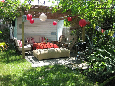 barbecue party theme