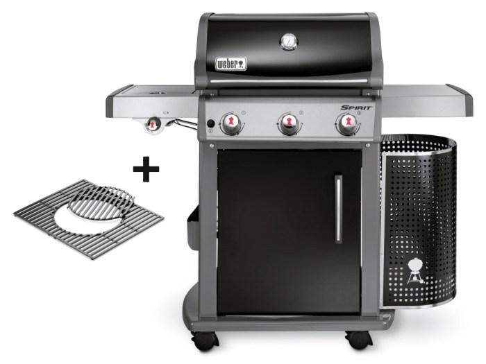 barbecue weber e320