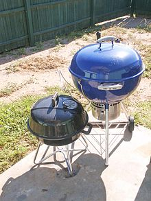 barbecue weber kettle