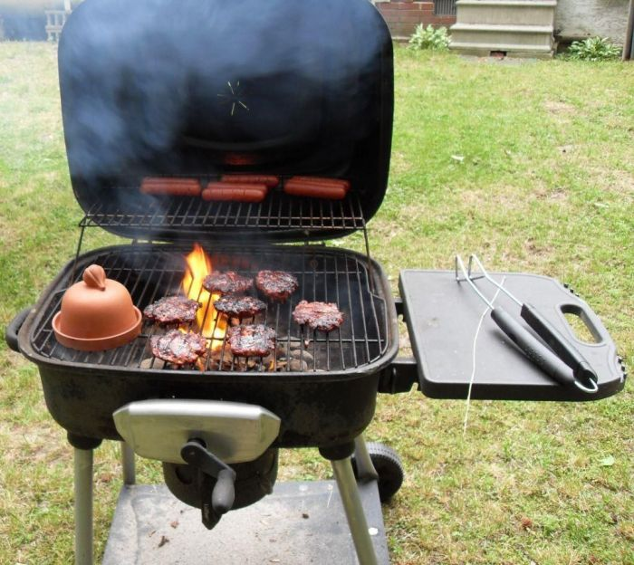 camping barbecue grills