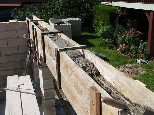 fabrication d un barbecue beton cellulaire