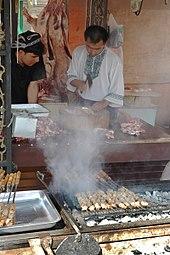grille barbecue fonte