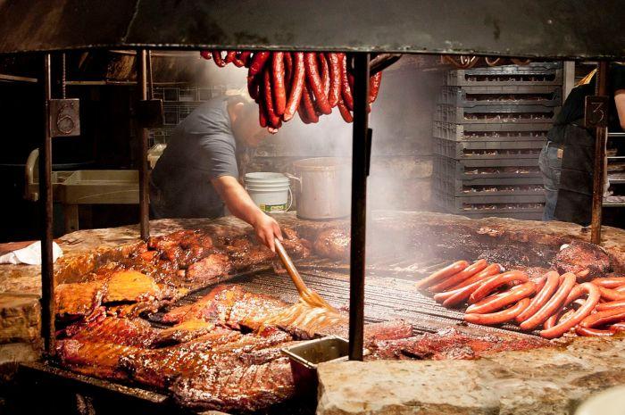 location barbecue
