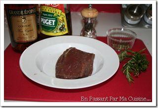 marinade pour barbecue viande rouge