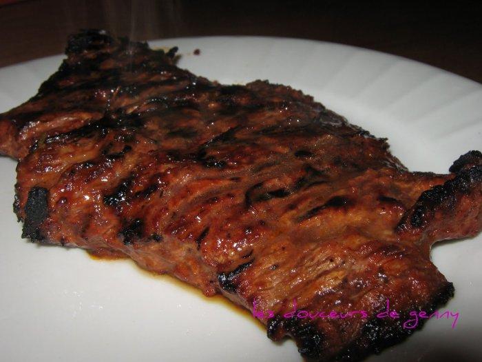 marinade pour barbecue