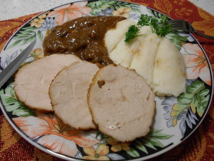 marinade pour dinde au four
