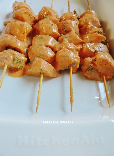 marinade pour filet de poulet