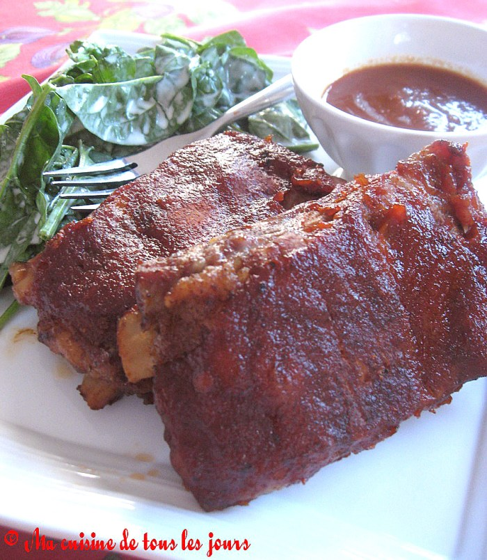 marinade pour porc barbecue