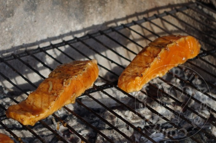 marinade pour saumon au barbecue
