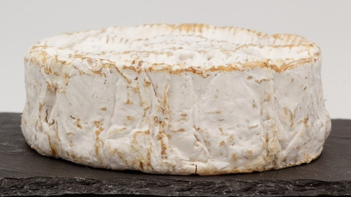 quel camembert au barbecue