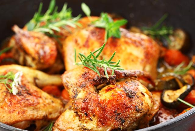 recette de cuisse de poulet au barbecue