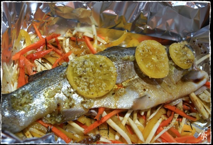 recette de saumon au barbecue