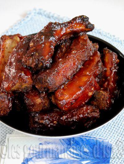 recette marinade porc barbecue