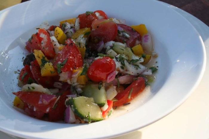 recette salade pour barbecue