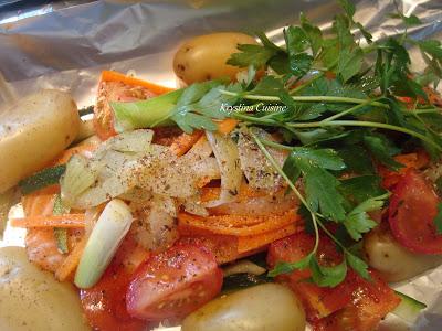 recette saumon grillé barbecue