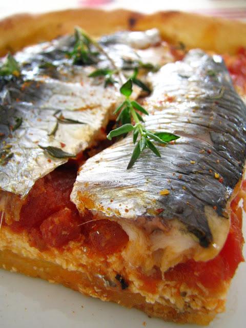 recettes de sardines fraîches