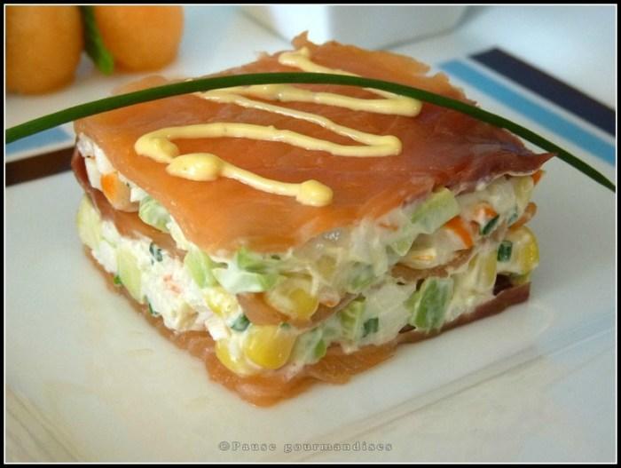 salade originales et faciles