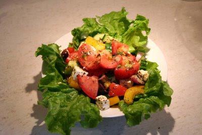 salade pour barbecue