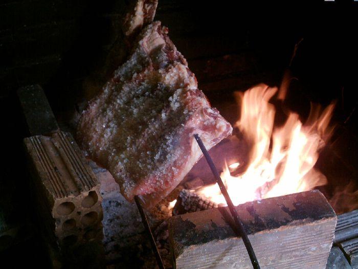viande pour barbecue