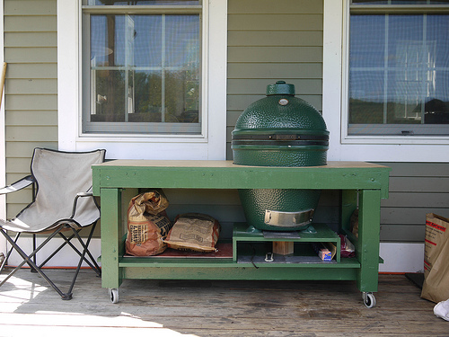 big green egg grills price