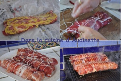 recette pour barbecue party