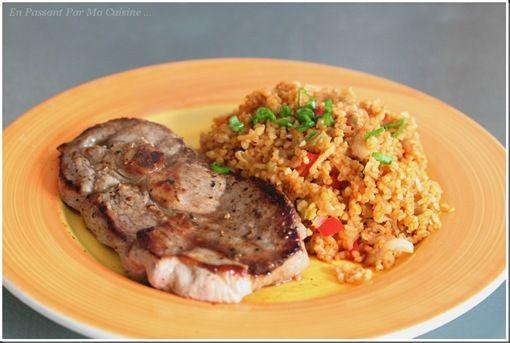 accompagnement pour viande au barbecue