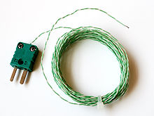 cable thermocouple k