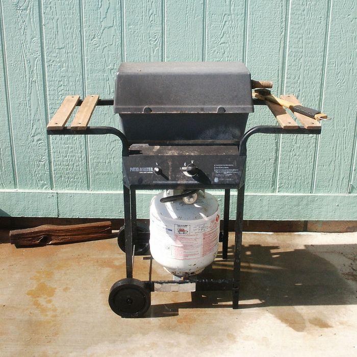 barbecue gaz weber promotion