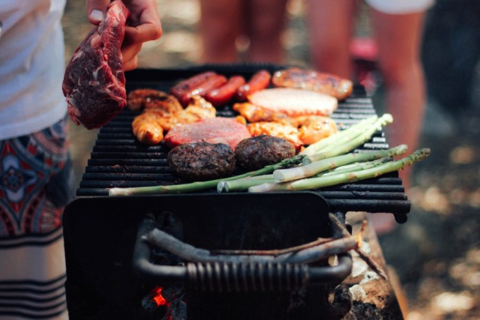 barbecue weber charbon couleur