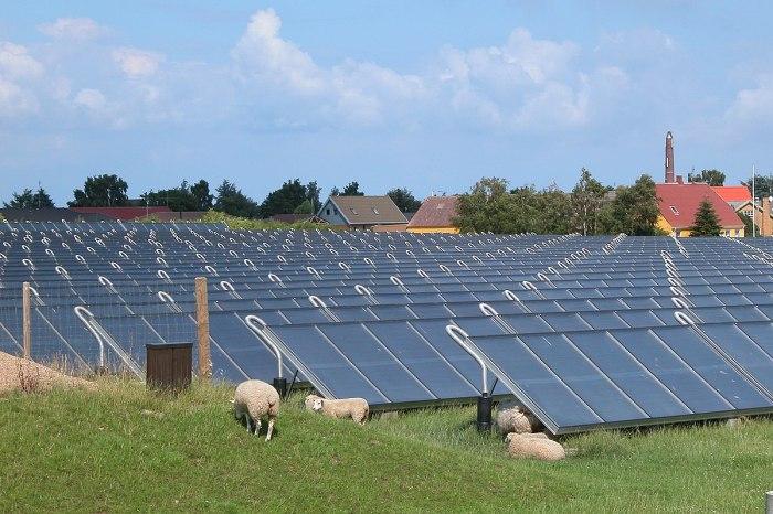 panneaux solaires thermiques wikipedia