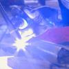 Productie handmatig lassen detail