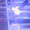 Productie lasrobot detail