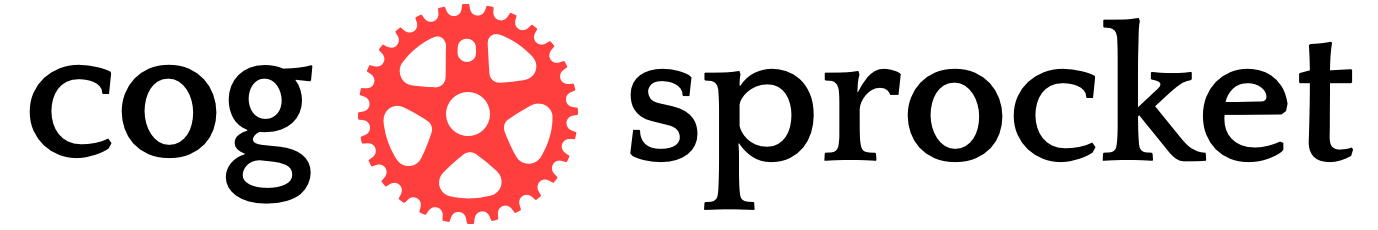 cog and sprocket logo