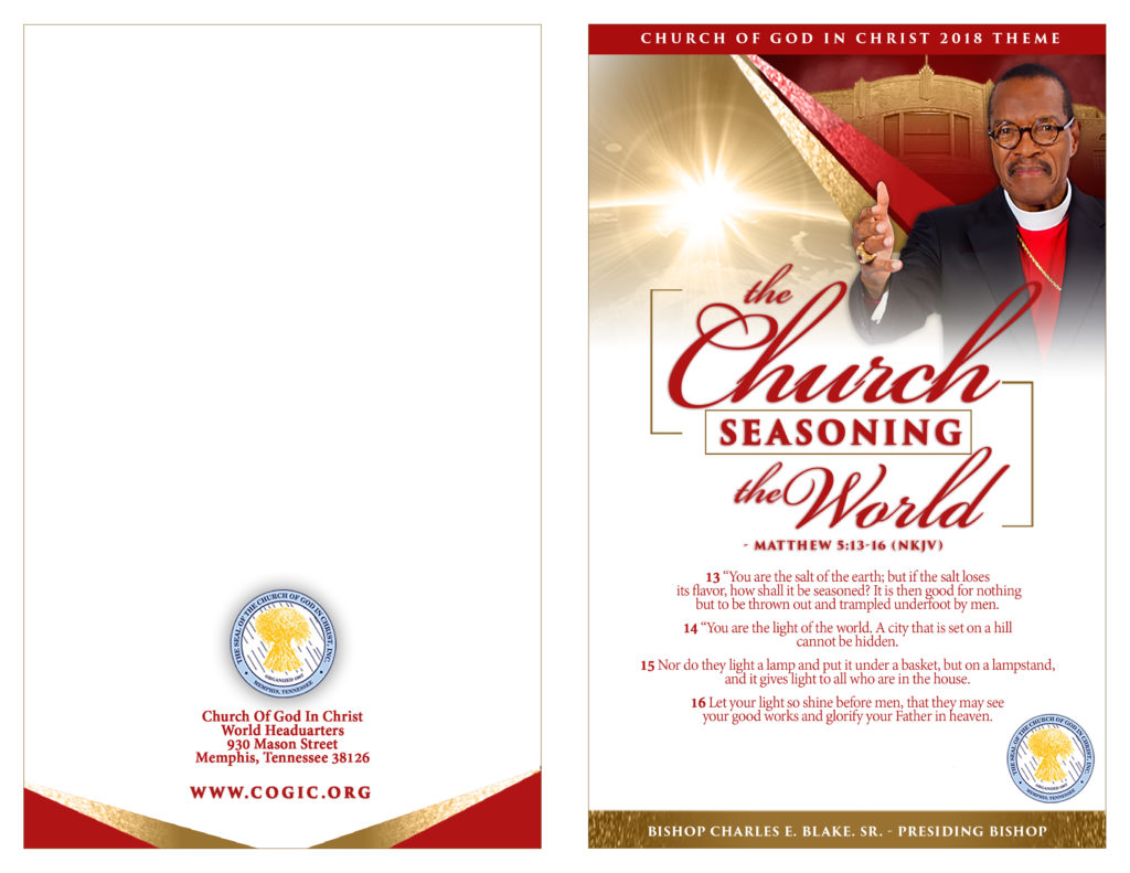 Cogic Theme Church Of God In Christ