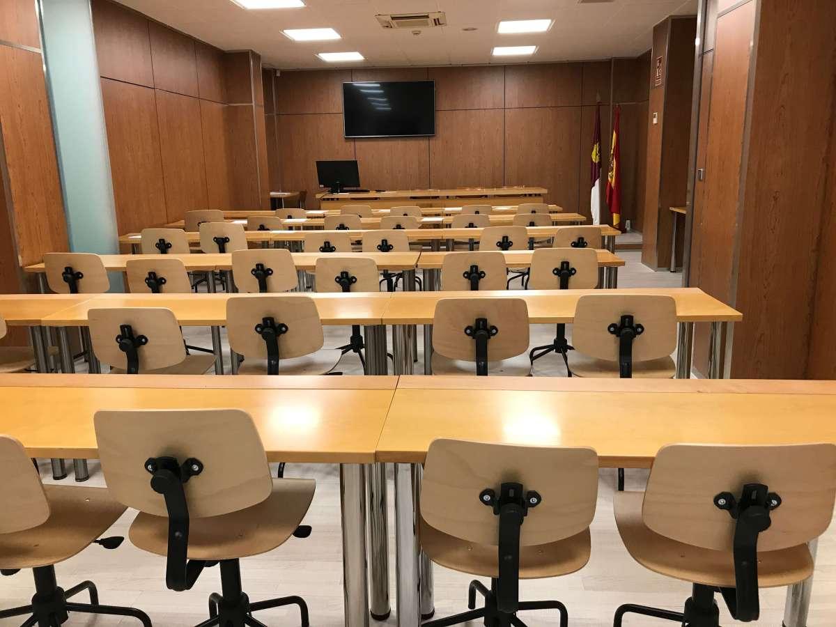 Aula Centro Formación Albacete